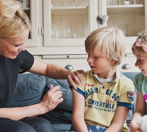 Productintroductie reisvaccinatie en vakantiemedicatie aan huis