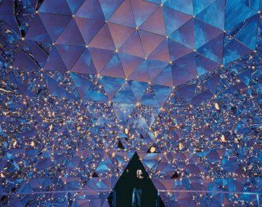 The wonderful world of the Swarovski Kristallwelten