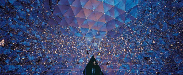 De wondere wereld van Swarovski Kristallwelten