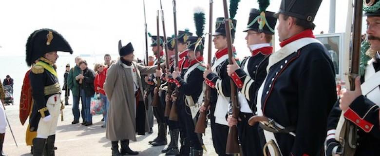 Beleef het jaar van Napoleon aan de Franse Atlantische Kust