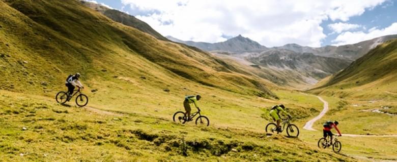 Livigno deze zomer het mekka voor mountainbikers