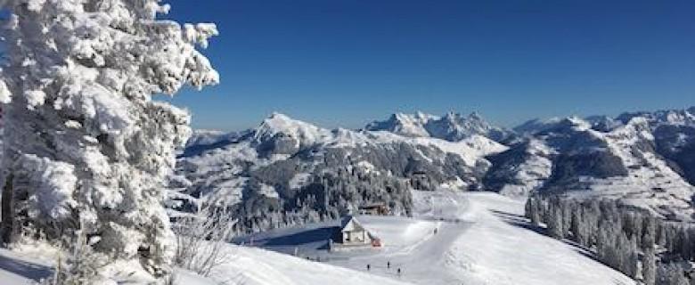 Snowreport: Tiroler pistes bereiken topcondities