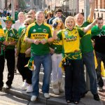 Blog Ierland EK fans