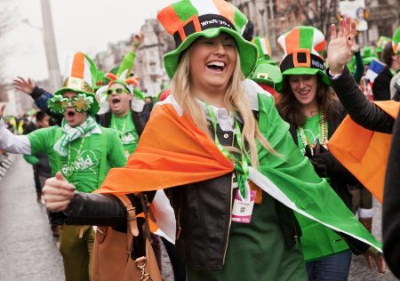 Five reasons why we should visit the Irish