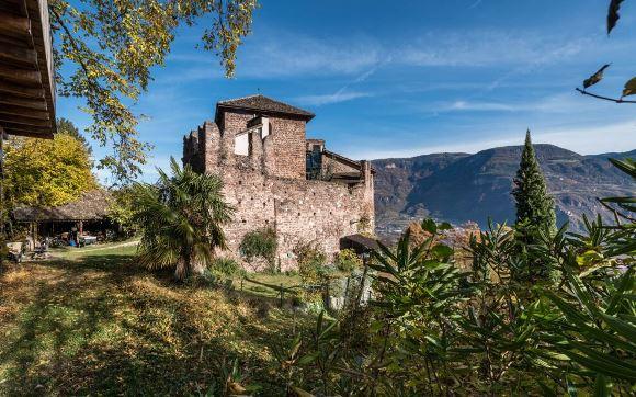 Leven als een kasteelheer op Roter Hahn boerderij Burg Wolfsthurn