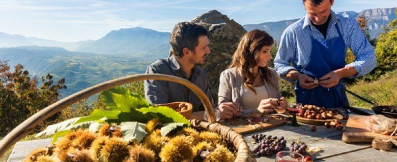 In het ritme van de jaargetijden: herfst op een Roter Hahn wijnboerderij
