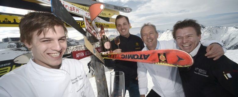 Paznaun-Ischgl culinaire hotspot van de Alpen