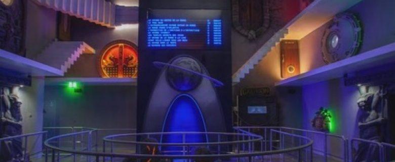 Futuroscope opent eerste 'vliegende theater' van Europa
