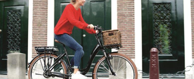 Comfortabel fietsen op een automatische e-bike