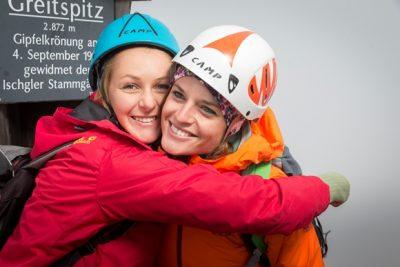 Paznaun-Ischgl daagt vrouwen uit tijdens het Women's Summer Festival