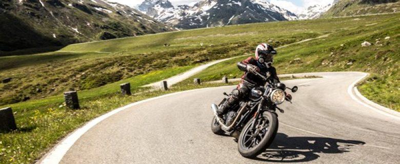 Paznaun-Ischgl een paradijs voor motorrijders