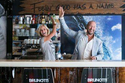 Brunotti hoofdsponsor van WKL Kiteboarding World Cup (WK) op Texel
