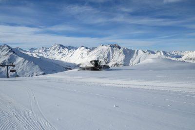 Ischgl opent winterseizoen met goede sneeuwcondities