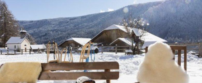 Op de boerderij wordt de wintervakantie een bijzondere ervaring
