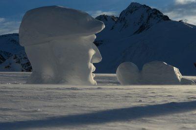 Ischgl viert 25 jaar kunst in de sneeuw