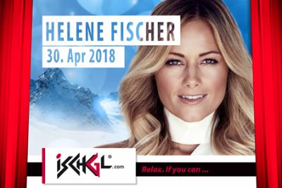 Ischgl maakt zich op voor de seizoensafsluiting met Helene Fischer