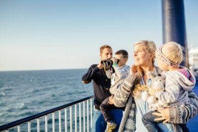 Vijf redenen om voor ferrymaatschappij Scandlines te kiezen