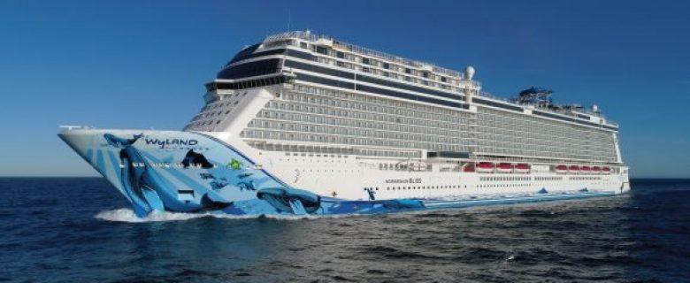 Norwegian Cruise Line Holdings sluit zich aan bij Trash Free Seas Alliance van Ocean Conservancy