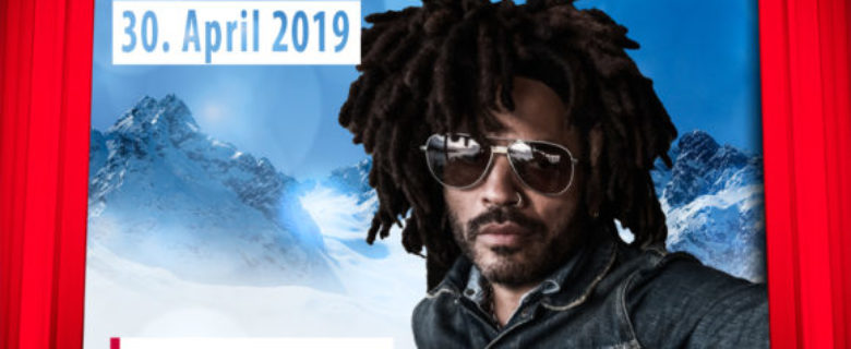 Rocklegende Lenny Kravitz sluit winterseizoen in Ischgl