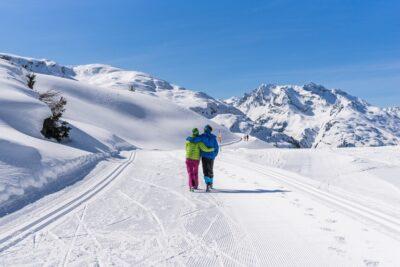 Galtür: wintersport in een Climatic Health-resort