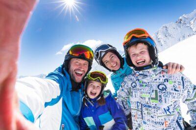 Vijf redenen om met het gezin te skiën in Paznaun