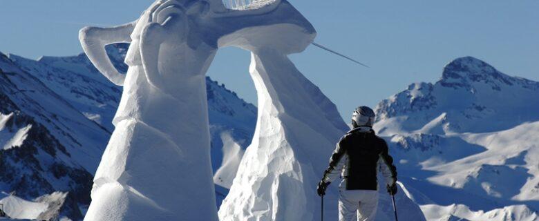 Skiën tussen superhelden in Ischgl