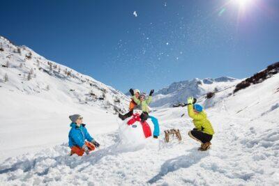 Kinderen gratis tijdens Family Week Kids Go Free in Livigno