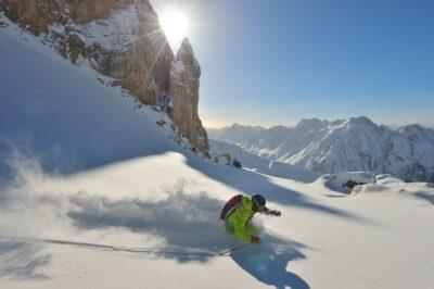 3 freeride tips voor wintersporters in Ischgl