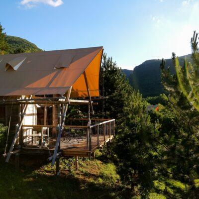 Huttopia introduceert een nieuwe kijk op natuurcampings en glamping: weg van de dagelijkse hectiek