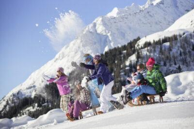 Kappl: sneeuwparadijs voor familie en freeride in Paznaun
