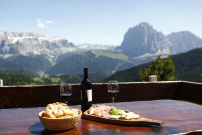 Val Gardena, een culinair paradijs in de Dolomieten